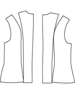 3D Fashion Grund-/ Bekleidungsschnitt