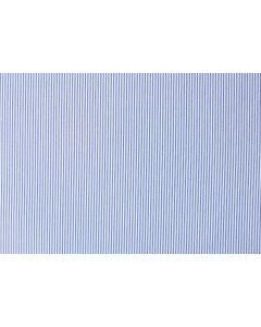 Maßhemd, Streifen, weiß-blau